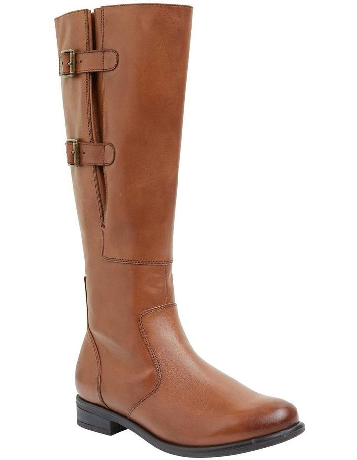 Bachelor Mid Brown Glove Boots image 2