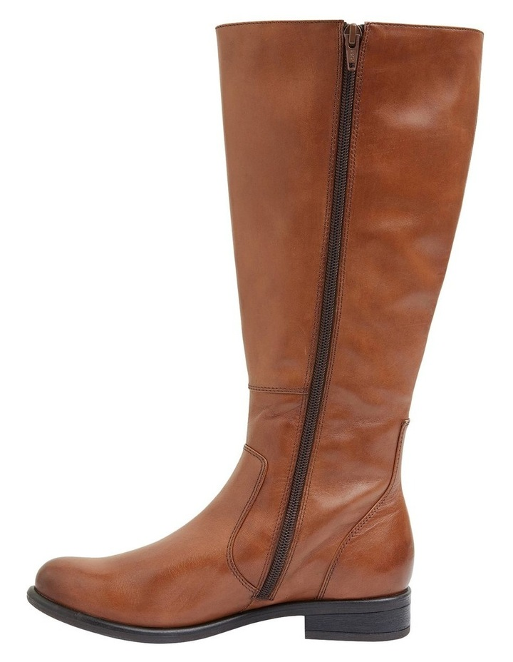 Bachelor Mid Brown Glove Boots image 3