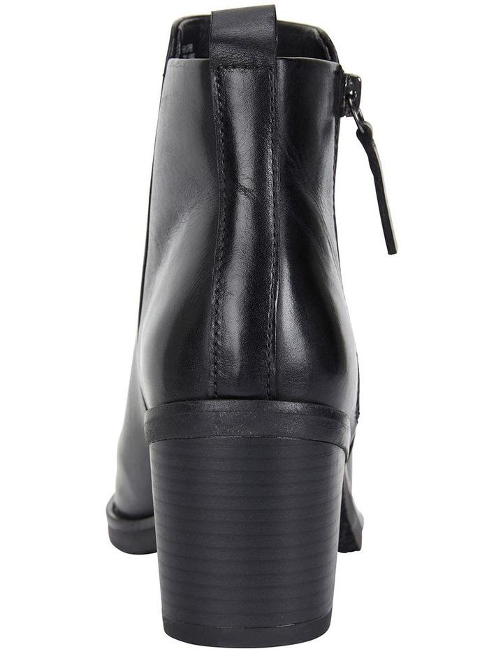Faye Black Glove Boots image 5
