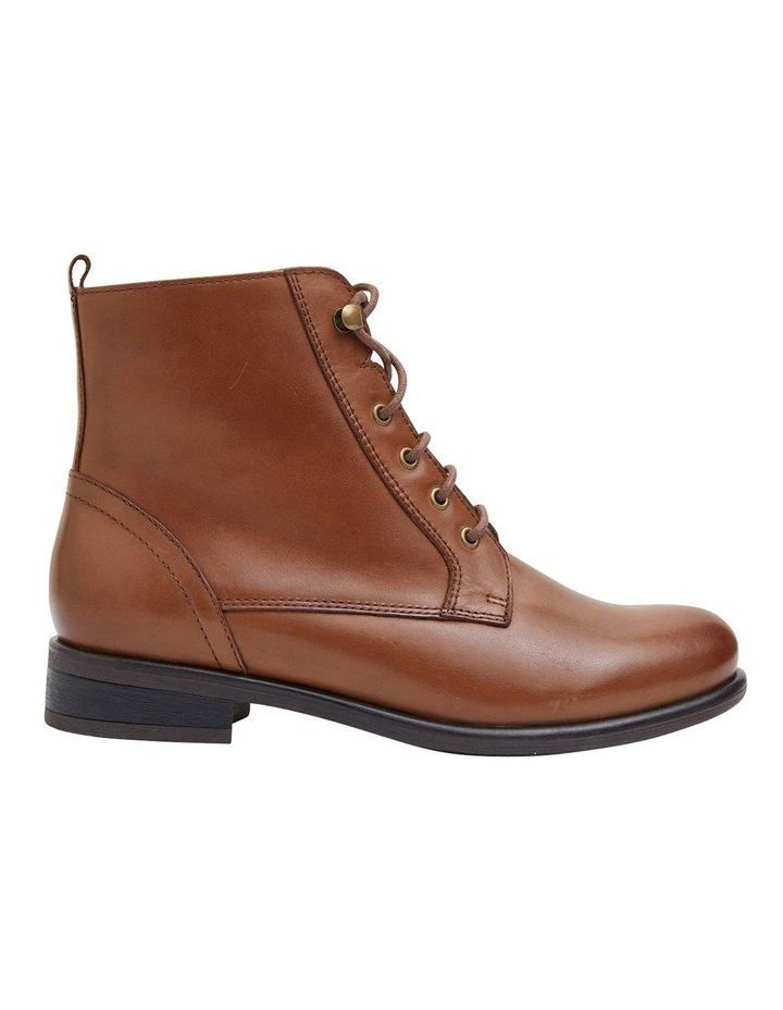 Badge Mid Brown Glove Boots image 1
