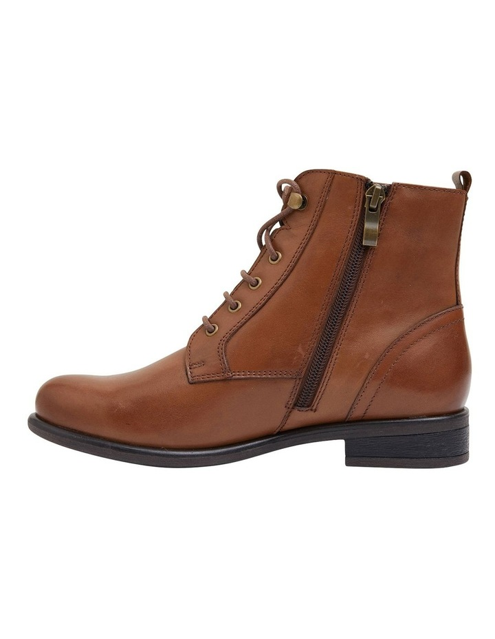 Badge Mid Brown Glove Boots image 3