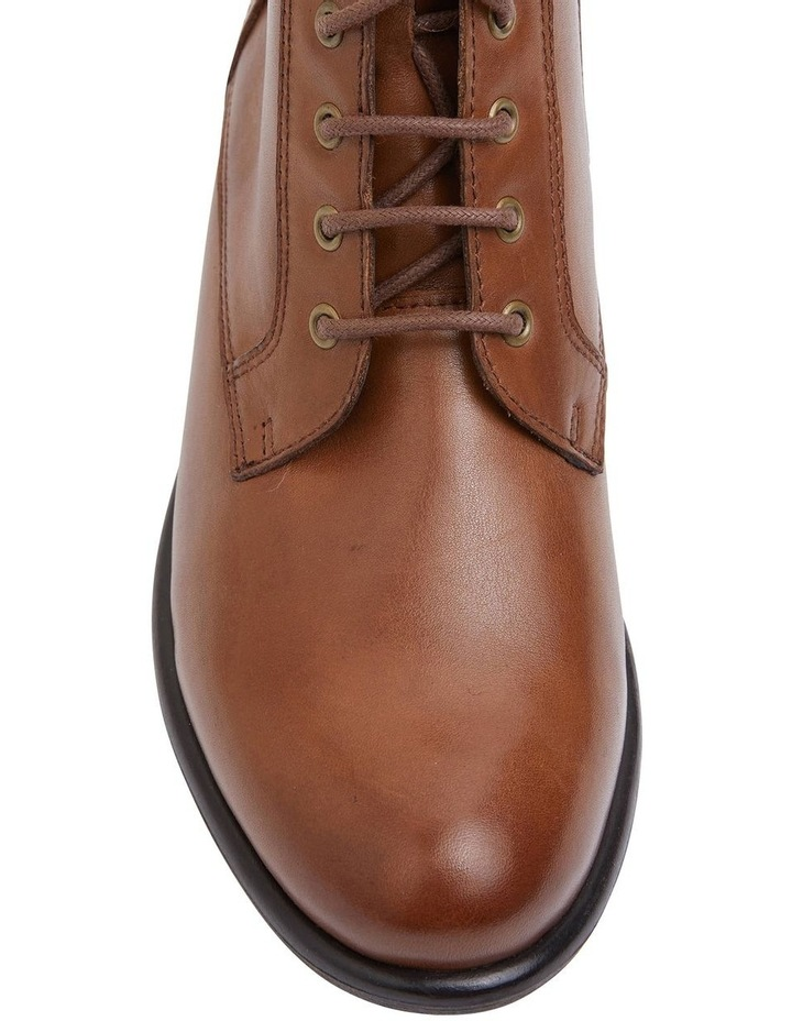 Badge Mid Brown Glove Boots image 6