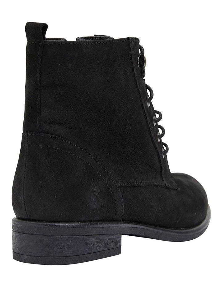 Badge Black Oily Nubuck Boots image 4