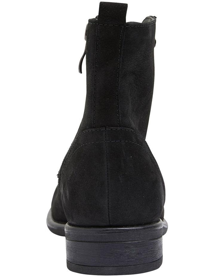 Badge Black Oily Nubuck Boots image 5