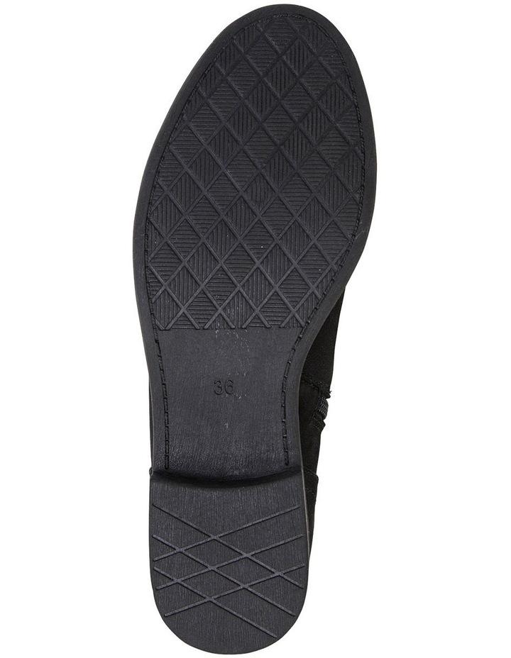 Badge Black Oily Nubuck Boots image 6