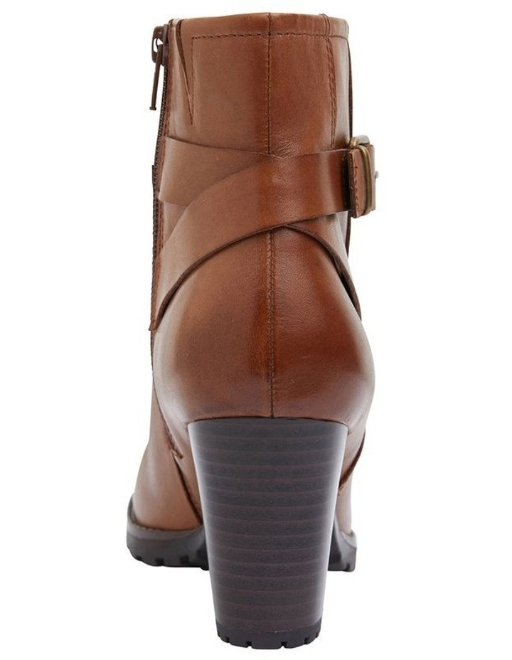 Eaton Mid Brown Glove Boots image 5