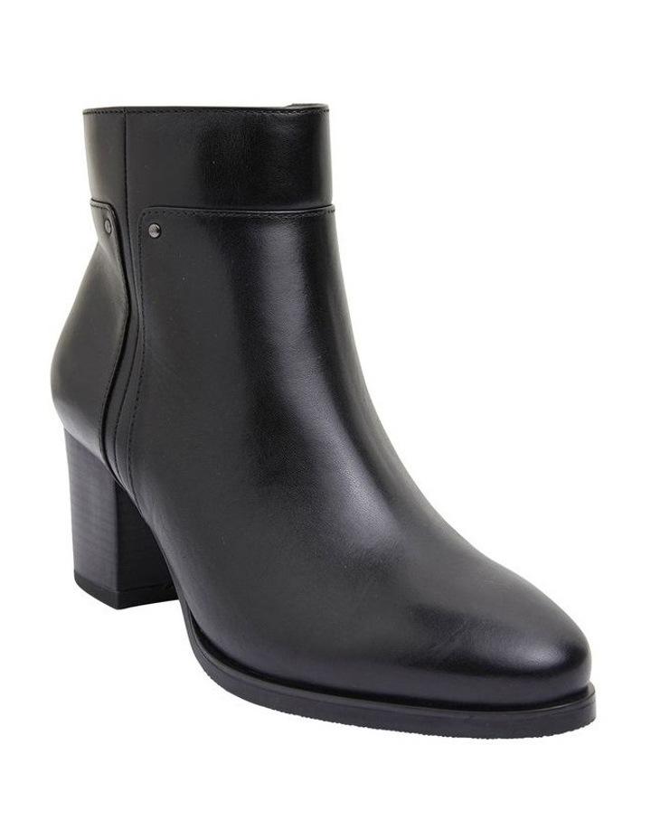 Newton Black Glove Boots image 1