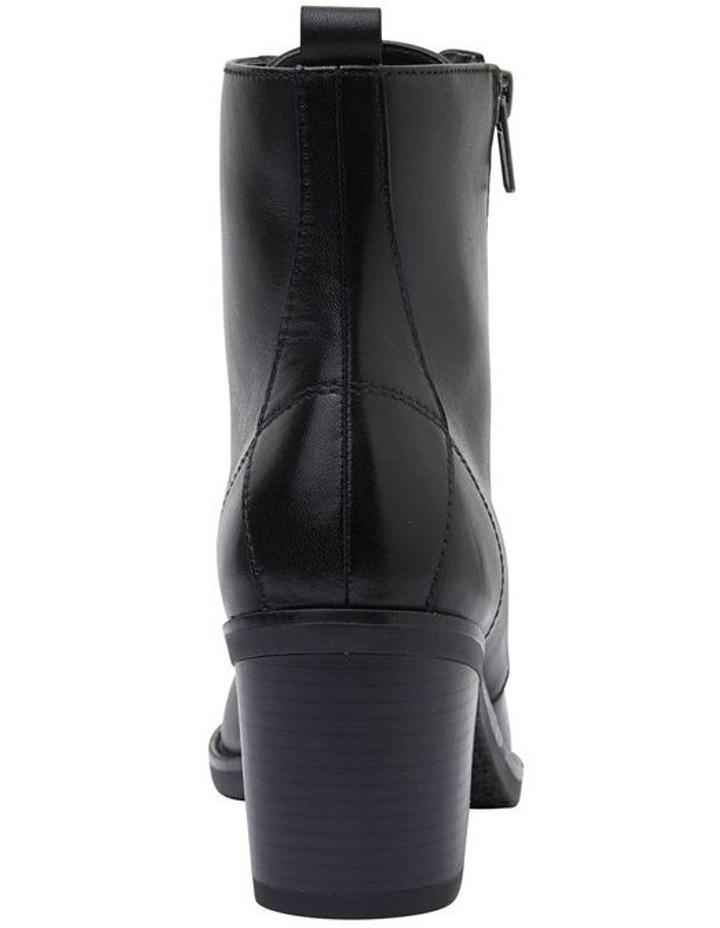 Nash Black Glove Boots image 5