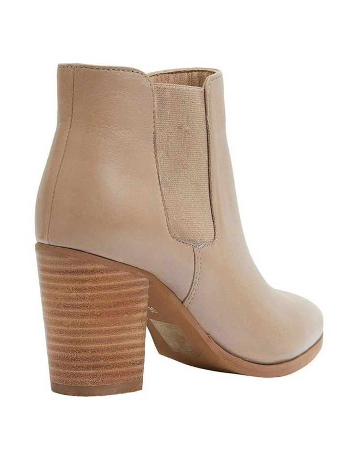 Neddy Taupe Glove Boots image 4