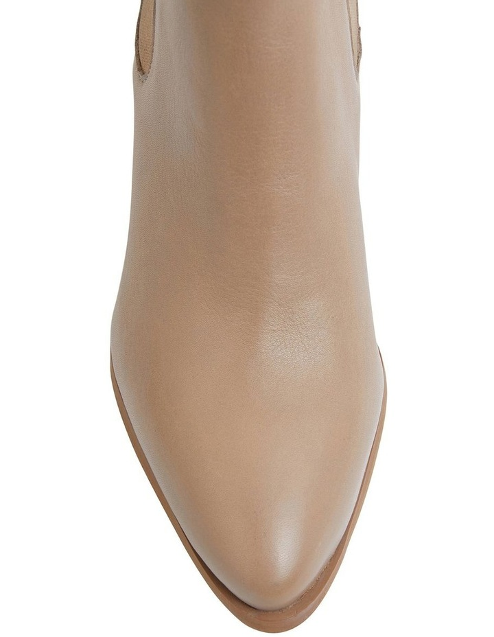 Neddy Taupe Glove Boots image 6