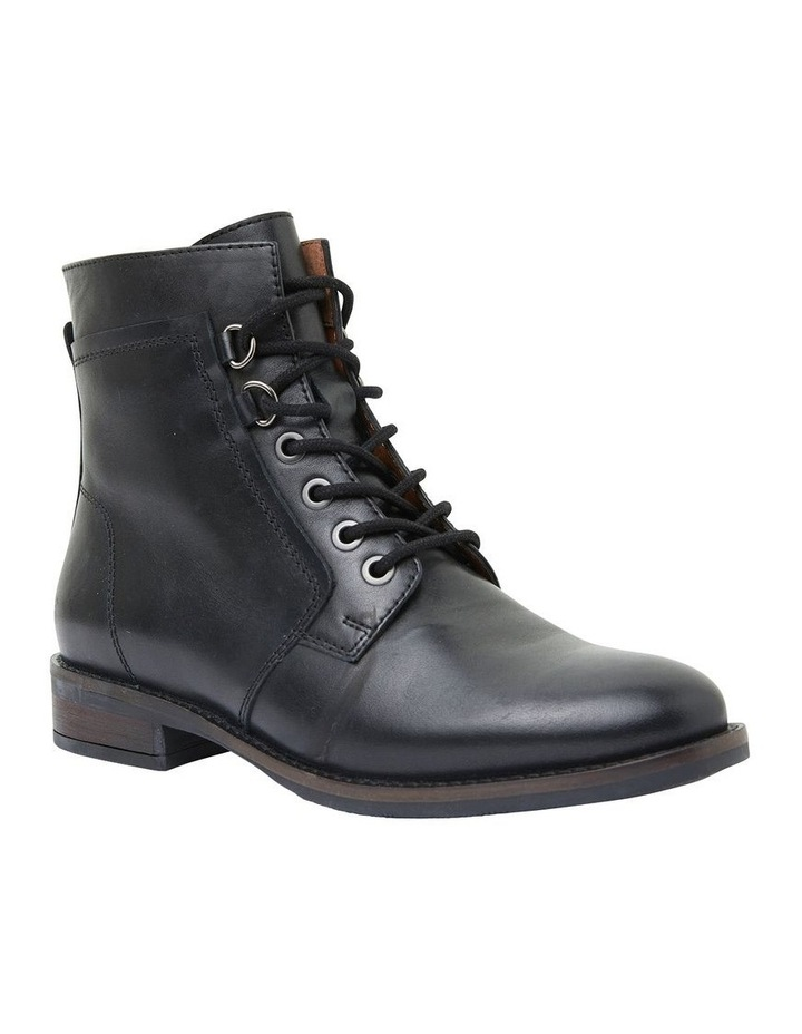 Tommy Black Glove Boots image 2