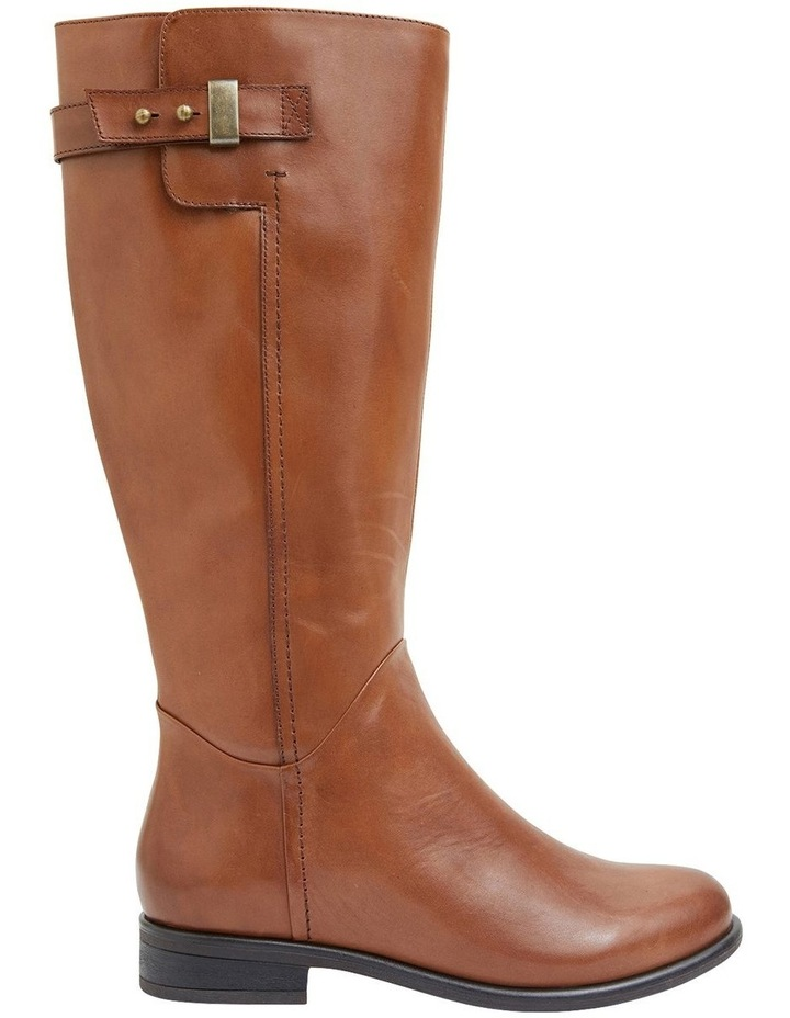 Boxter Mid Brown Glove Boots image 1