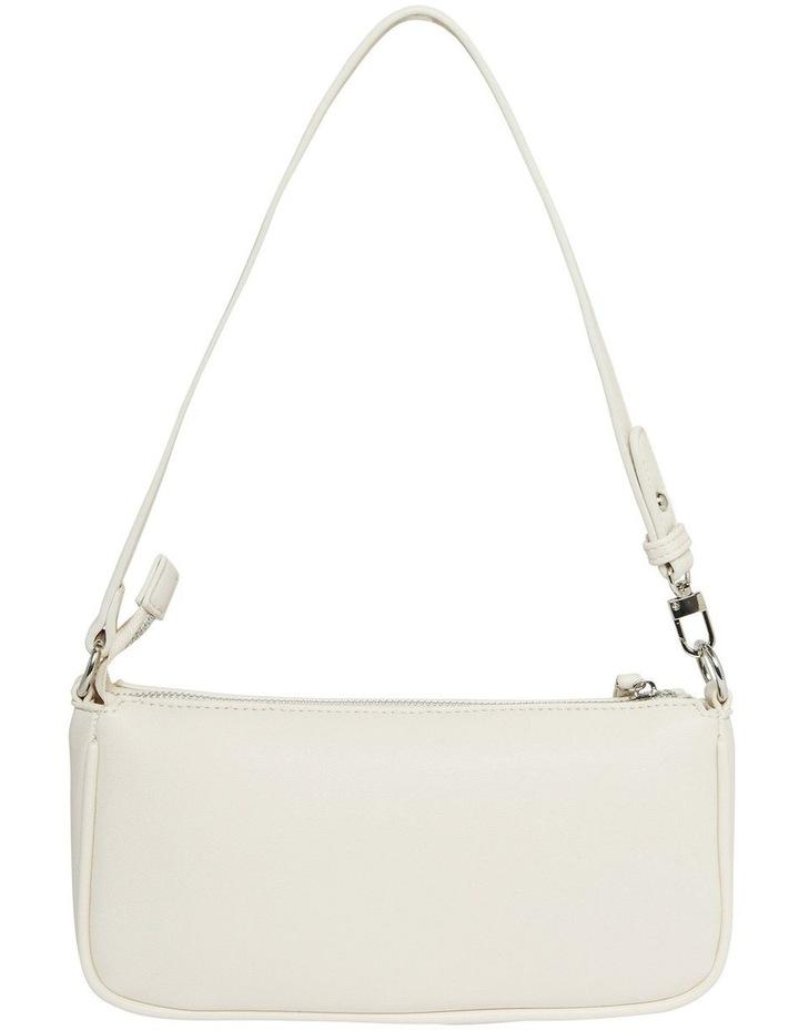 H-Tang Ivory Pebble Bag image 1