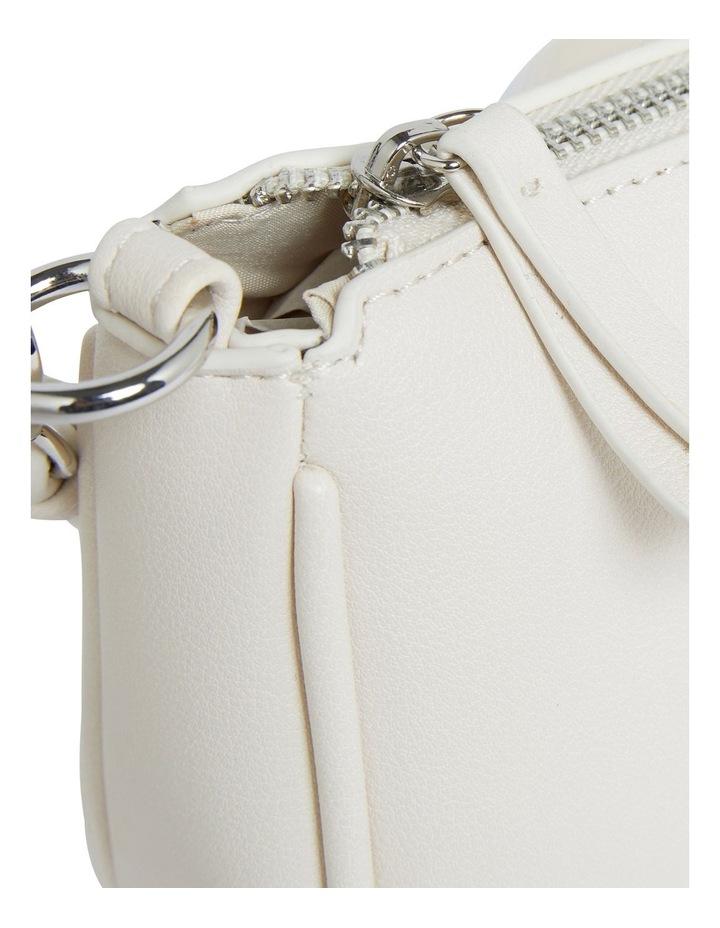 H-Tang Ivory Pebble Bag image 3