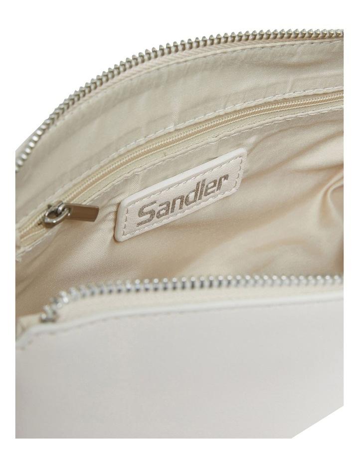 H-Tang Ivory Pebble Bag image 4