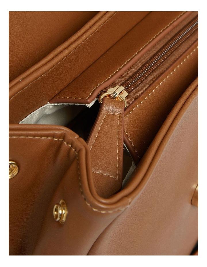 H-Tebby Tan Smooth Bag image 4