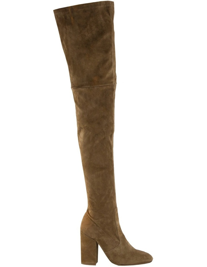 Athens Desert Micro Stretch Suede Boot image 1