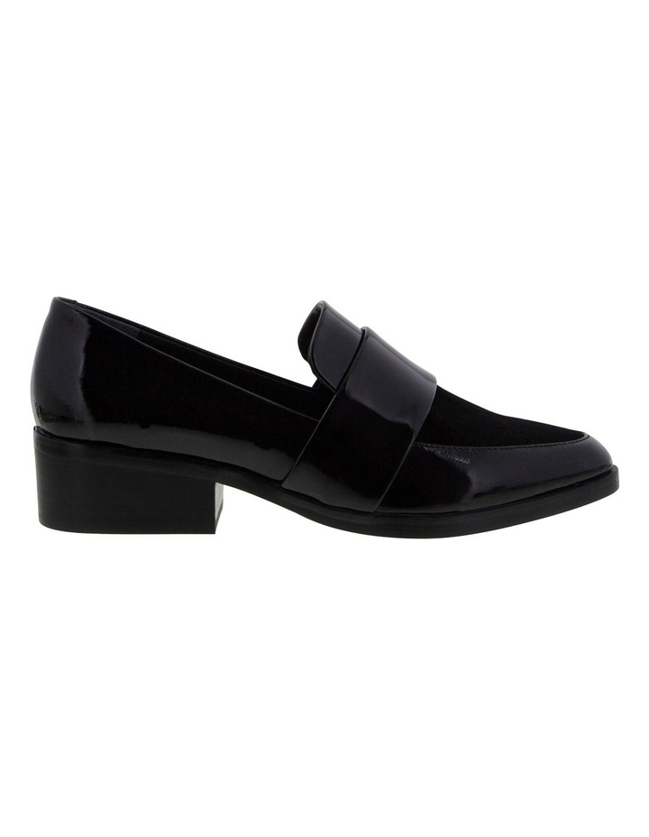 Mayfair Black Patent/Black Velvet image 1