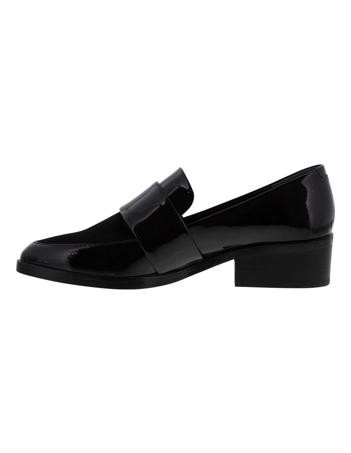 Mayfair Black Patent/Black Velvet image 3