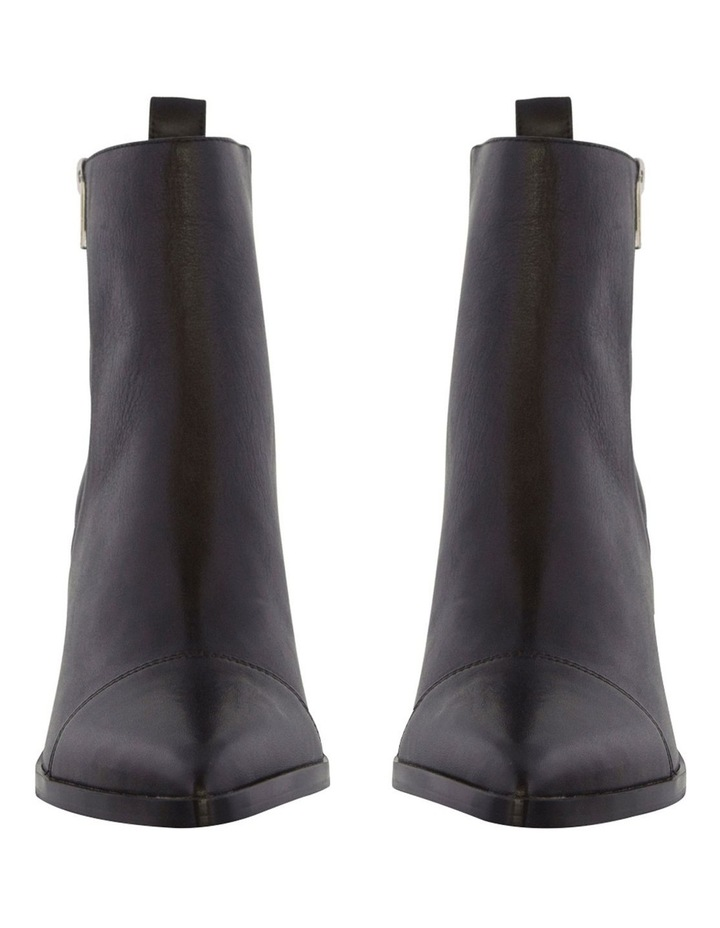 Belle Black Luxe Boot image 2
