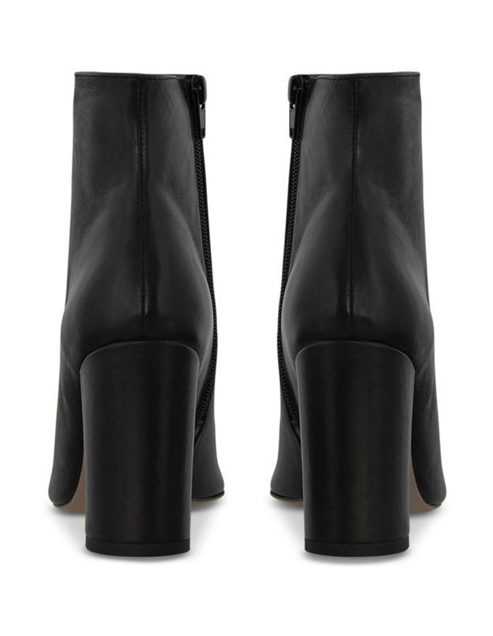 Emaly Black Como Ankle Boot image 4