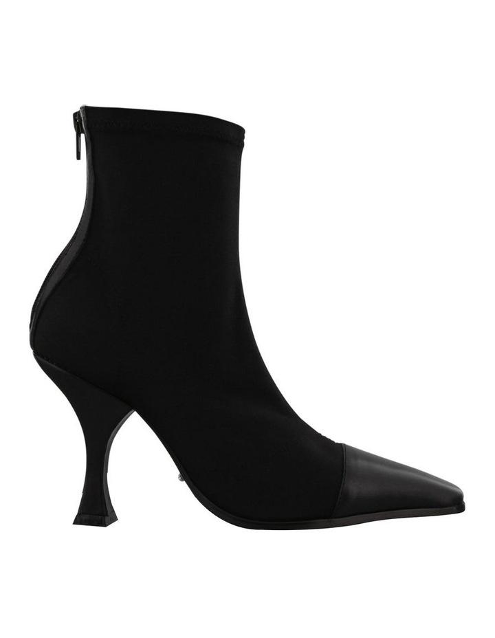 Khan Black Lunar Black Como Ankle Boot image 1