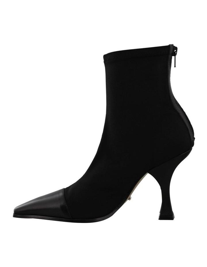 Khan Black Lunar Black Como Ankle Boot image 3