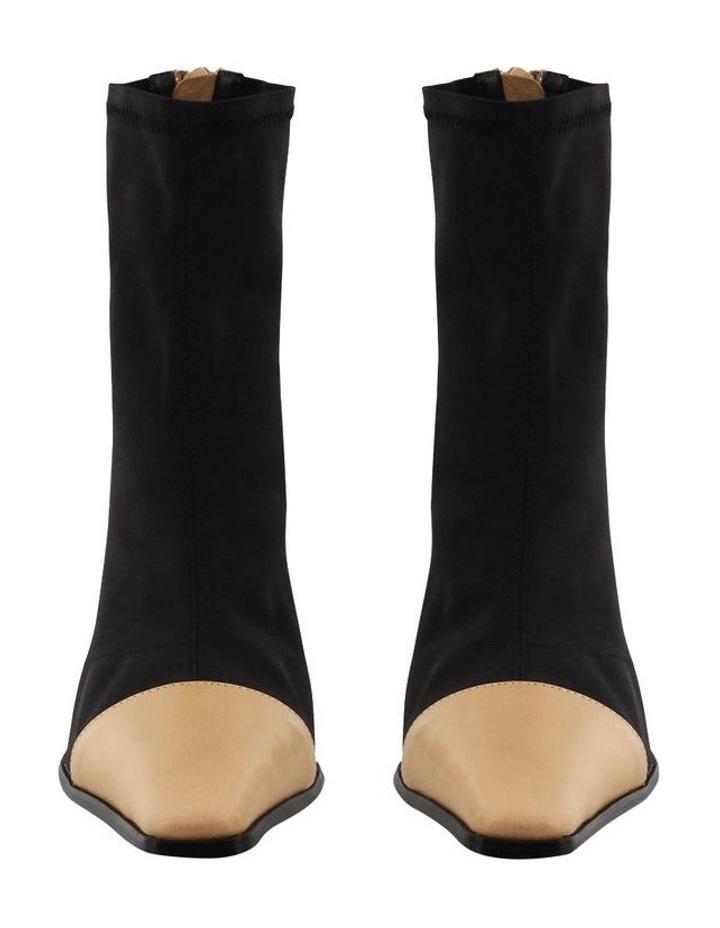 Khan Black Lunar/Honey Denver Ankle Boots image 2