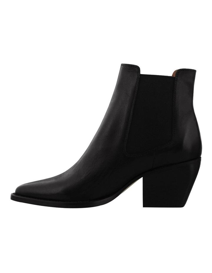 Priscilla Black Como Ankle Boot image 3
