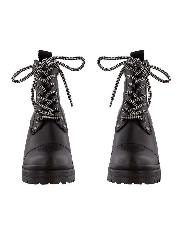 Rafa Black Jetta Ankle Boots image 2