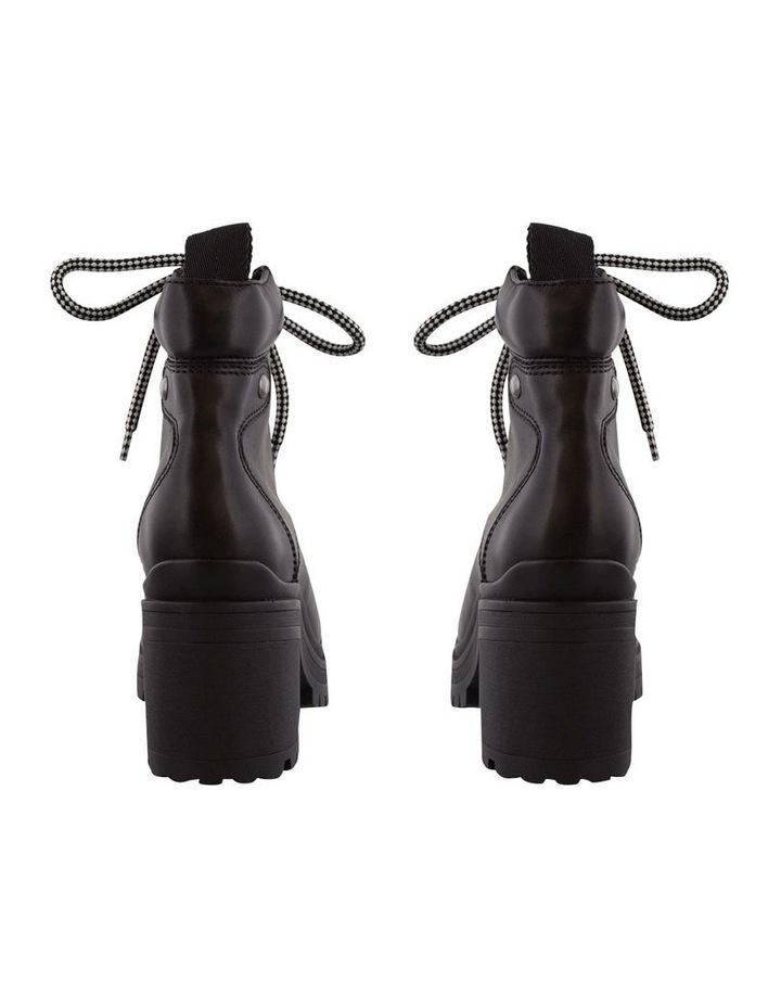 Rafa Black Jetta Ankle Boots image 4