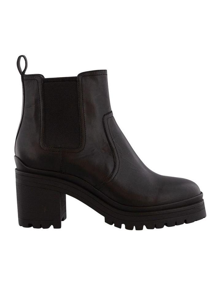 Rumble Black Diesel/Black Wax Ankle Boots image 1
