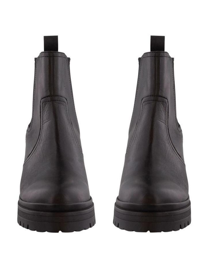 Rumble Black Diesel/Black Wax Ankle Boots image 2