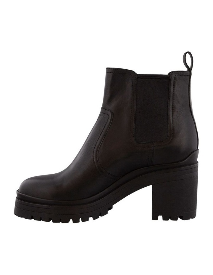 Rumble Black Diesel/Black Wax Ankle Boots image 3