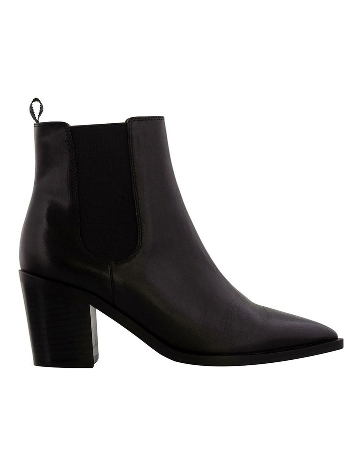 Sabrine Black Como Ankle Boot image 1