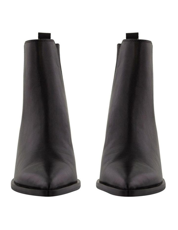 Sabrine Black Como Ankle Boot image 2