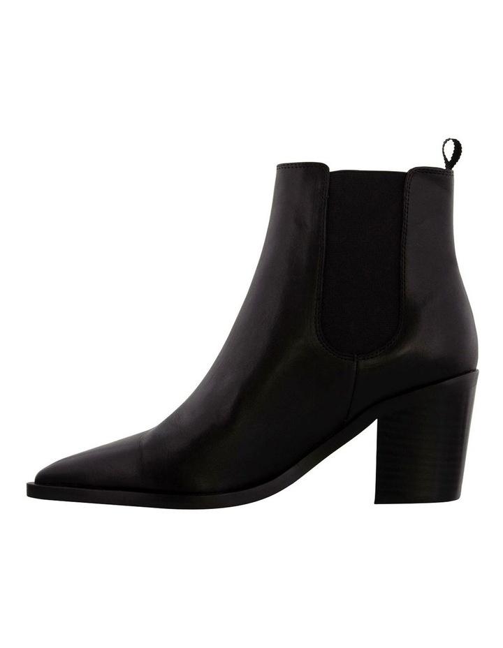 Sabrine Black Como Ankle Boot image 3
