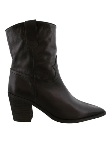 a683abd4556 Limited stock. Tony BiancoScout Black Luxe Ankle Boot