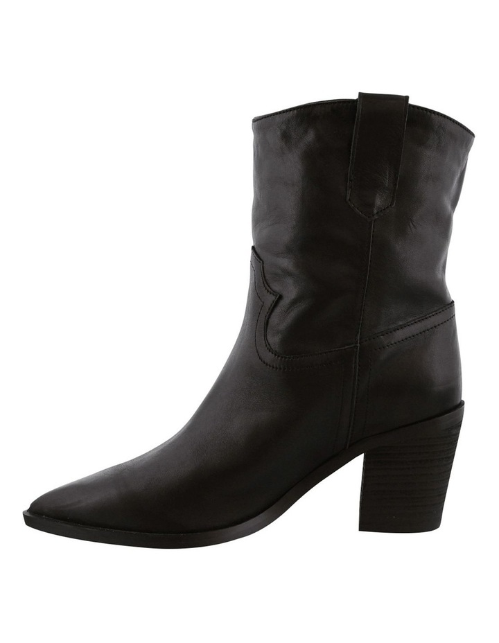 Scout Black Luxe Ankle Boot image 3