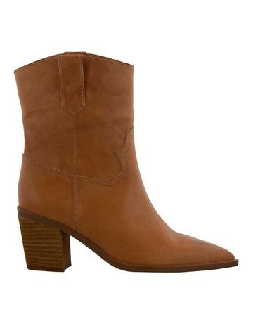8e0ad34f098 Tony Bianco Scout Tan Arizona Ankle Boot
