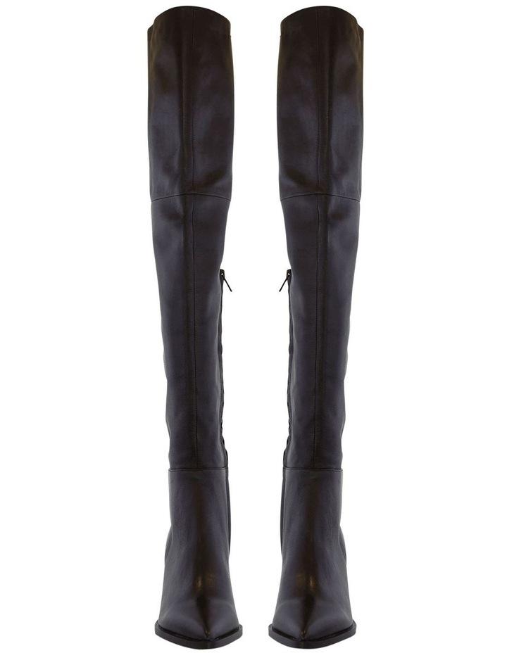 Stefani Black Como Long Boots image 2