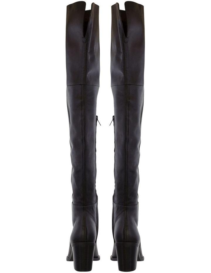 Stefani Black Como Long Boots image 4