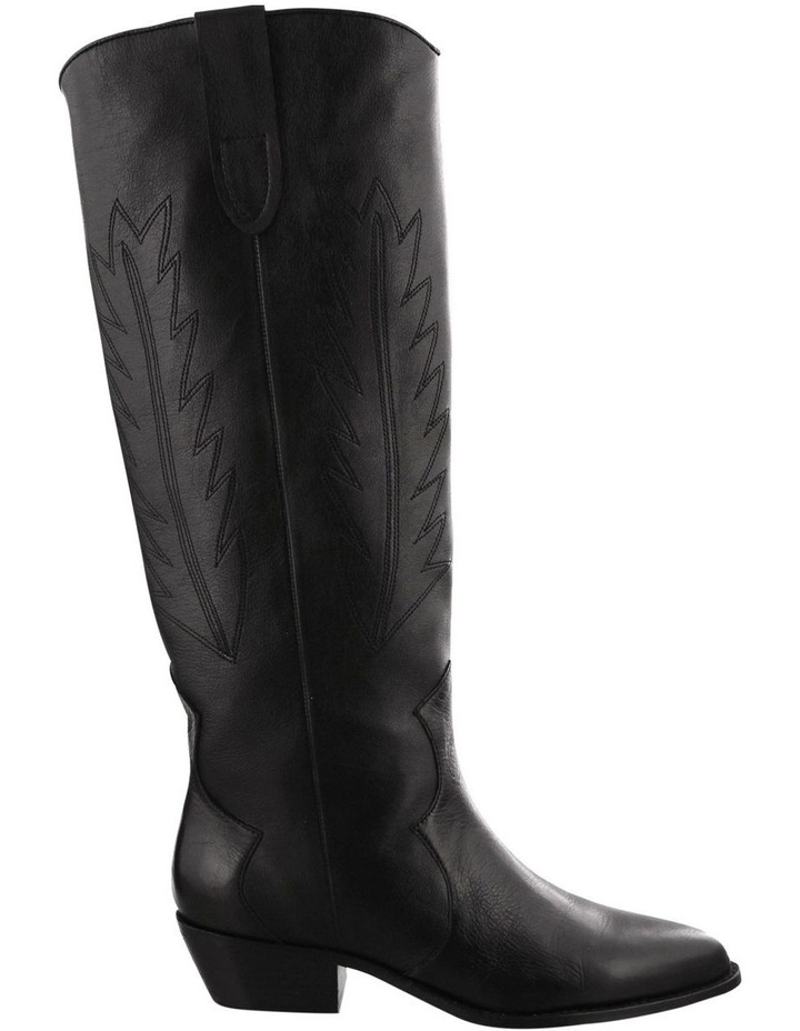 Wilde Black Luxe Boots image 1