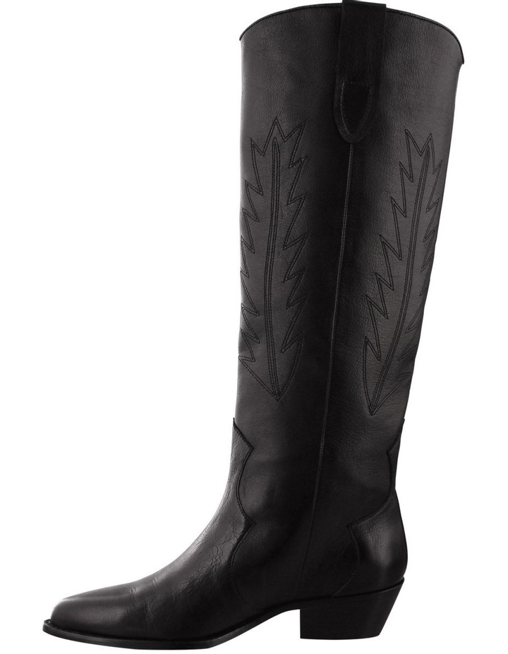 Wilde Black Luxe Boots image 3