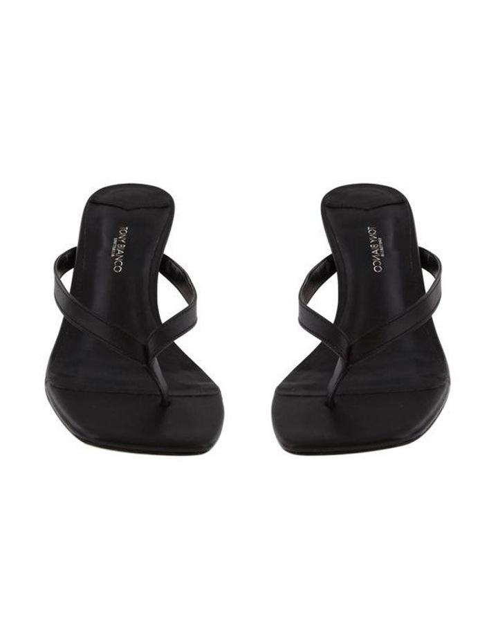 Baye Black Capretto Heels image 2
