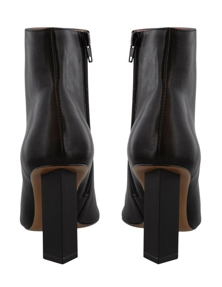 Elvis Black Como/Quartz Ankle Boot image 4