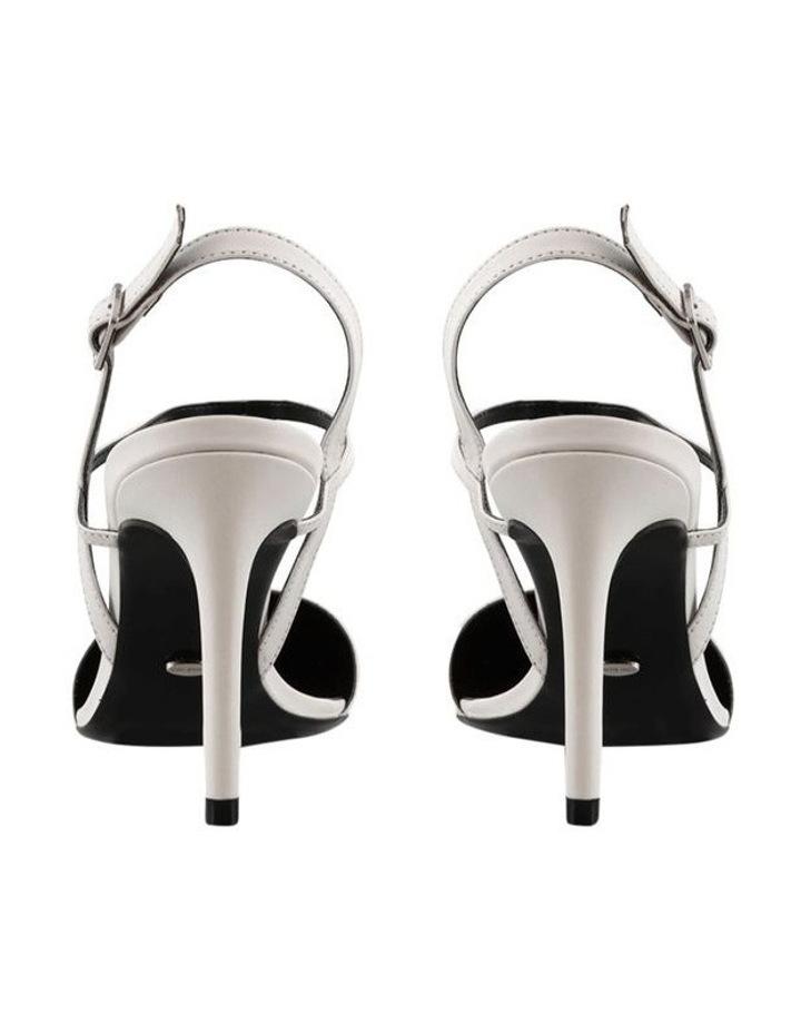 Evar Milk Capretto Heels image 4