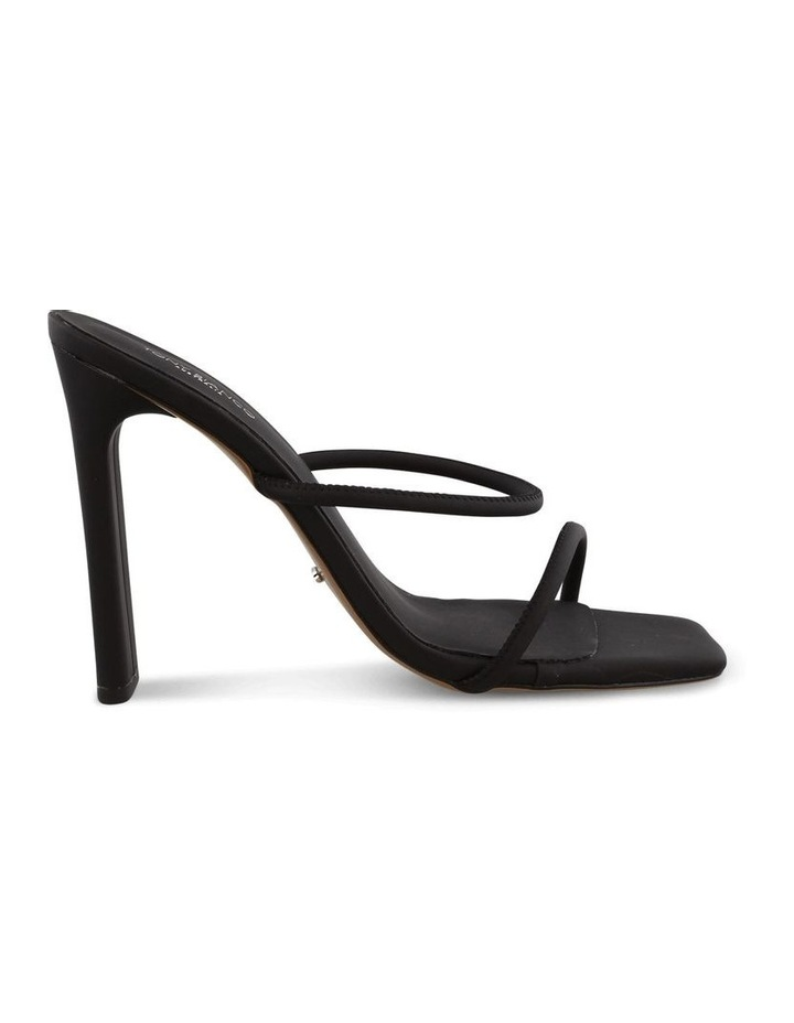 Florence Black Galaxy Heels image 1