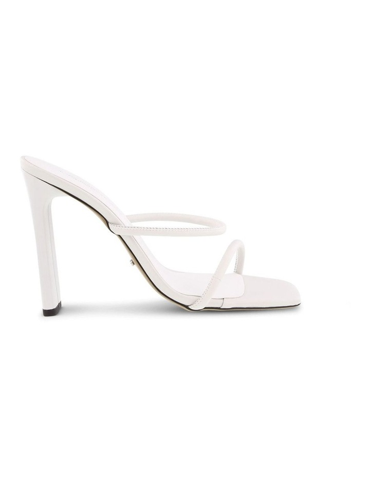 Florence Milk Capretto Heels image 1