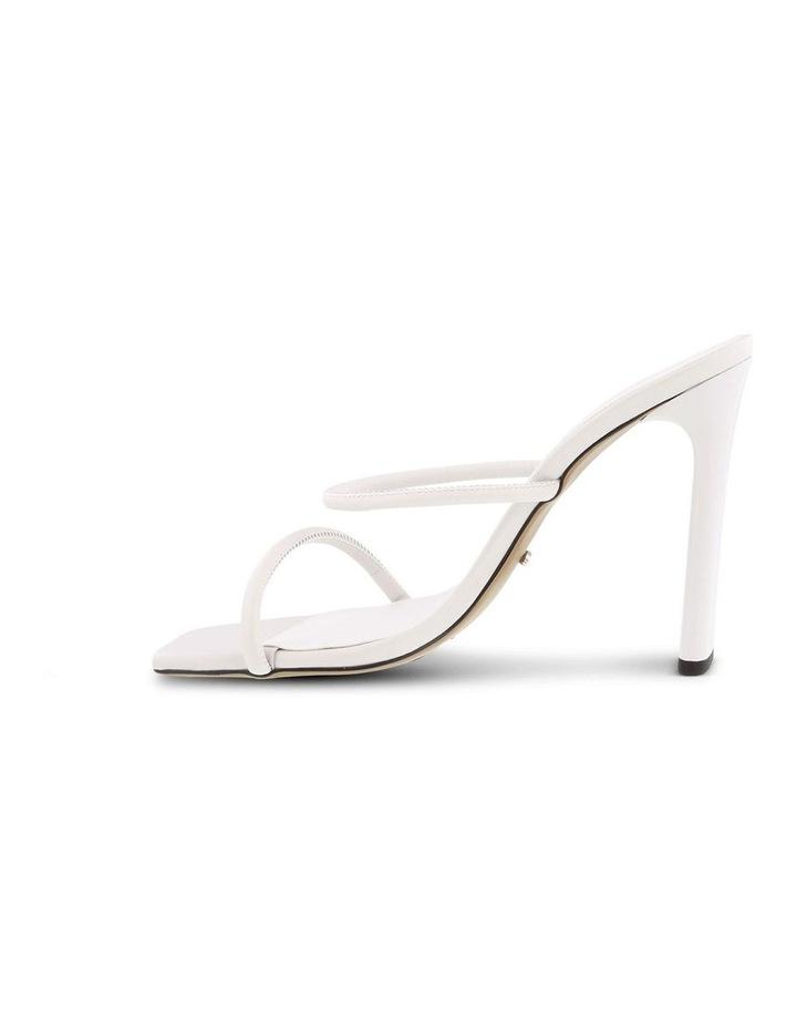 Florence Milk Capretto Heels image 3